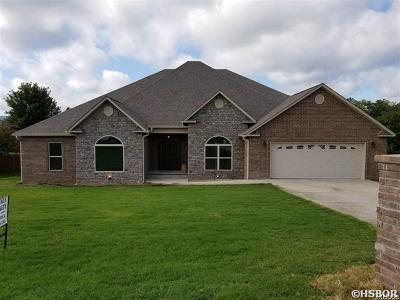 Garland County Single Family Home For Sale: 189 Westwinds Dr