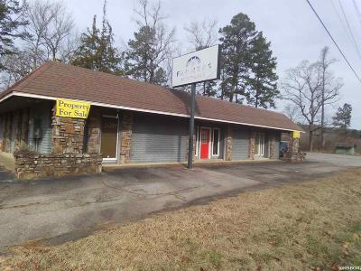 Hot Springs Village Commercial For Sale: 3715 N Hwy 7