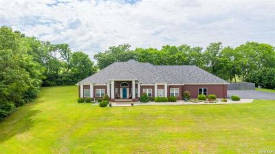 Hot Springs Single Family Home For Sale: 163 Forest Bend Pl