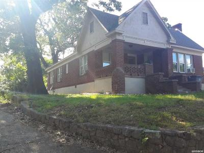 Hot Springs Single Family Home For Sale: 214 Bayles