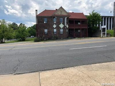Garland County Commercial For Sale: 1250 Central Ave
