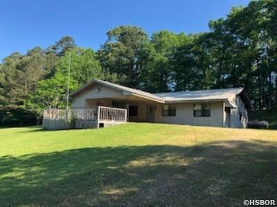 Single Family Home For Sale: 53 Delton McCauley Rd
