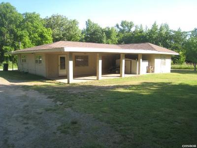 Hot Springs AR Single Family Home For Sale: $139,900
