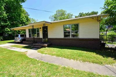 Garland County Single Family Home Active - Contingent: 416 Pringle St