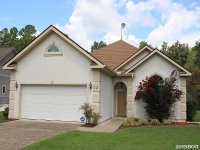 Hot Springs Single Family Home For Sale: 112 Blue Moon Terr