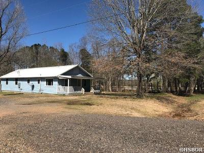 Malvern Single Family Home For Sale: 27086 S Hwy 67