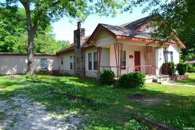 Malvern Single Family Home For Sale: 1527 Mississippi