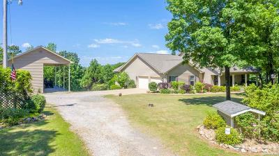 Bismarck, Fountain Lake, Glenwood, Hot Springs Village, Magnet Cove, Malvern Single Family Home For Sale: 118 Ina Ln