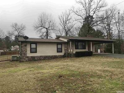 Hot Springs Single Family Home Active - Contingent: 106 Kathy Ln