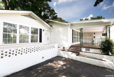 Single Family Home For Sale: 632 Quapaw Av #525 PROS