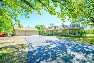 Bismarck, Fountain Lake, Glenwood, Hot Springs Village, Magnet Cove, Malvern Single Family Home For Sale: 346 Country Club Rd