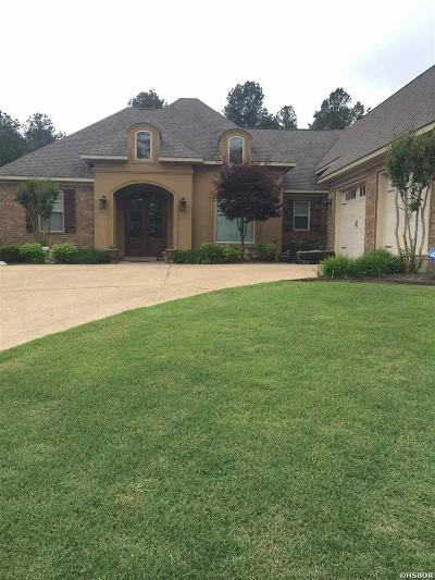 Garland County Single Family Home For Sale: 273 Water Oak Cir