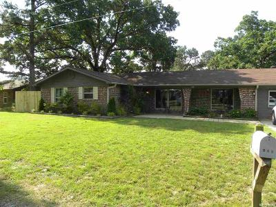 Hot Springs Single Family Home For Sale: 135 Westgate Terr