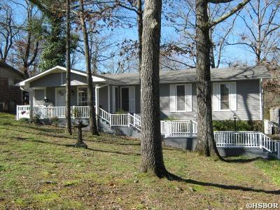 Garland County Single Family Home For Sale: 209 Stonehurst