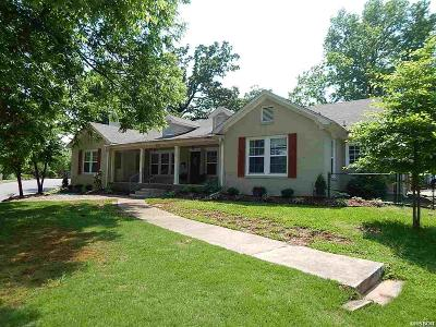 Garland County Single Family Home For Sale: 803 Prospect Ave