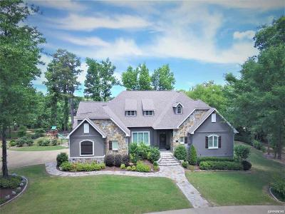 Hot Springs Single Family Home For Sale: 419 Lotus Lp