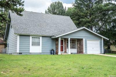 Single Family Home Active - Contingent: 221 Fairwood Cir