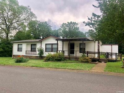 Hot Springs AR Single Family Home Active - Contingent: $65,000