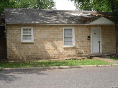 Hot Springs AR Single Family Home For Sale: $44,900