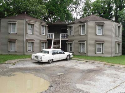 Garland County Multi Family Home For Sale: 517 S Patterson