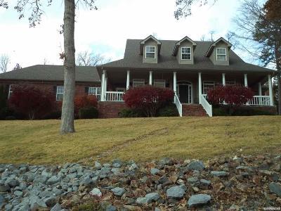 Hot Springs Single Family Home For Sale: 3 Stonegate Pt