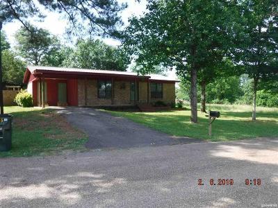Hot Springs Single Family Home For Sale: 105 King Arthur