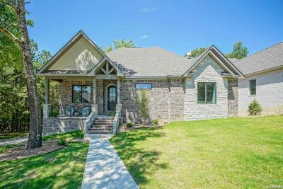 Hot Springs Single Family Home For Sale: 166 Gardens Gate Cir