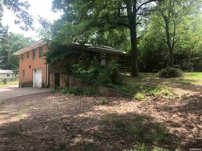 Glenwood Single Family Home For Sale: 517 Tennessee