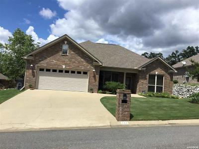 Hot Springs AR Single Family Home For Sale: $264,000