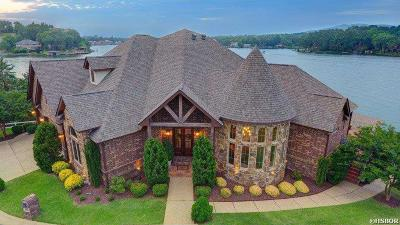 Hot Springs AR Single Family Home For Sale: $1,377,500