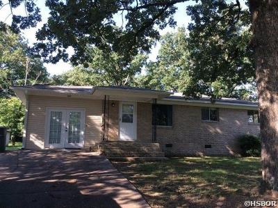 Garland County Single Family Home Active - Contingent: 107 Starlite Bay