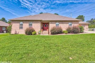 Garland County Single Family Home For Sale: 104 Wolf Ridge Dr