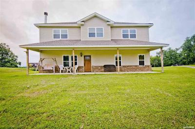 Royal Single Family Home For Sale: 326 Stroope Trail