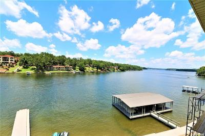 Garland County Condo/Townhouse For Sale: 225 Lookout Pt #E6