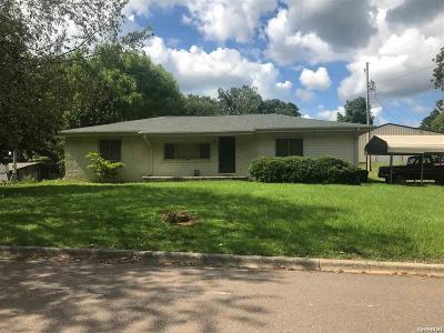 Glenwood Single Family Home For Sale: 1143 Pintado Lp