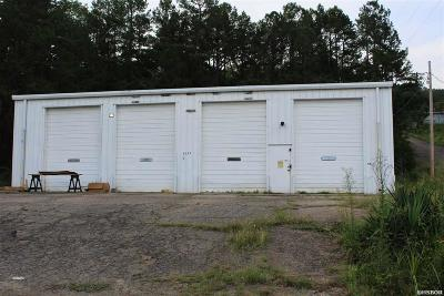 Garland County Commercial For Sale: 1487 E Grand Ave