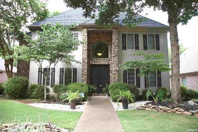 Hot Springs Single Family Home For Sale: 134 Gardens Gate Cir