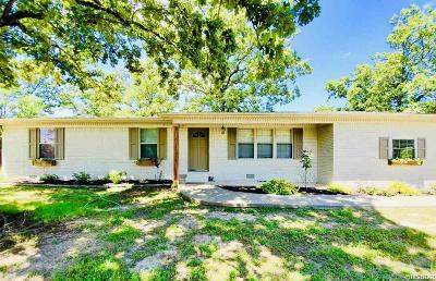 Single Family Home For Sale: 895 Marion Anderson Road