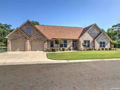 Hot Springs Single Family Home For Sale: 104 Silveroak Pl