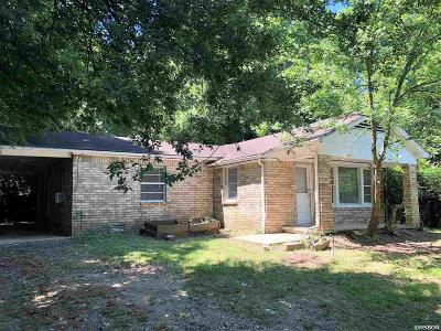 Garland County Single Family Home For Sale: 208 Winans