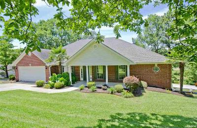 Hot Springs AR Single Family Home For Sale: $489,000
