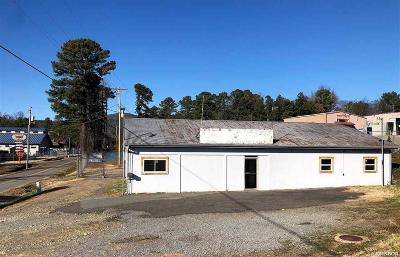 Garland County Commercial For Sale: 812 Airport Rd