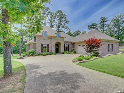 Hot Springs Single Family Home For Sale: 297 Water Oak Cir