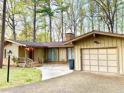 Hot Springs Single Family Home For Sale: 16 Alamito Ln