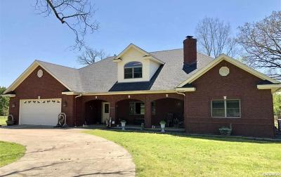 Jessieville Single Family Home For Sale: 1709 Rock Springs Road