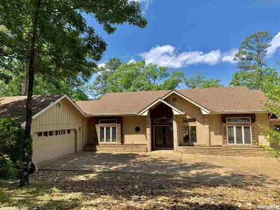 Bismarck, Fountain Lake, Glenwood, Hot Springs Village, Magnet Cove, Malvern Single Family Home For Sale: 8 Delavega Cir