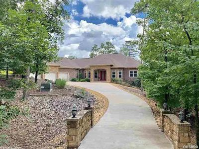 Hot Springs Village Single Family Home For Sale: 9 Granada
