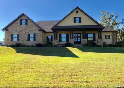 Hot Springs Single Family Home For Sale: 187 Arkota Shores Dr