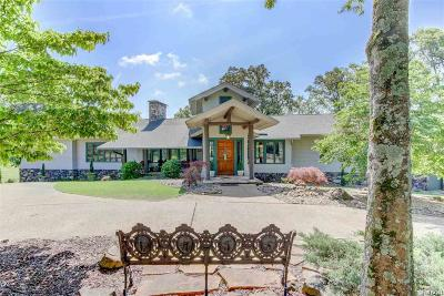 Hot Springs Single Family Home For Sale: 1001 Caddo Gap Rd