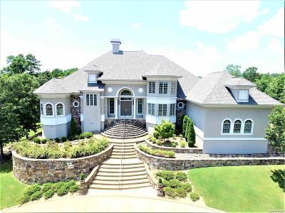 Hot Springs Single Family Home For Sale: 220 Oak Shores Cir